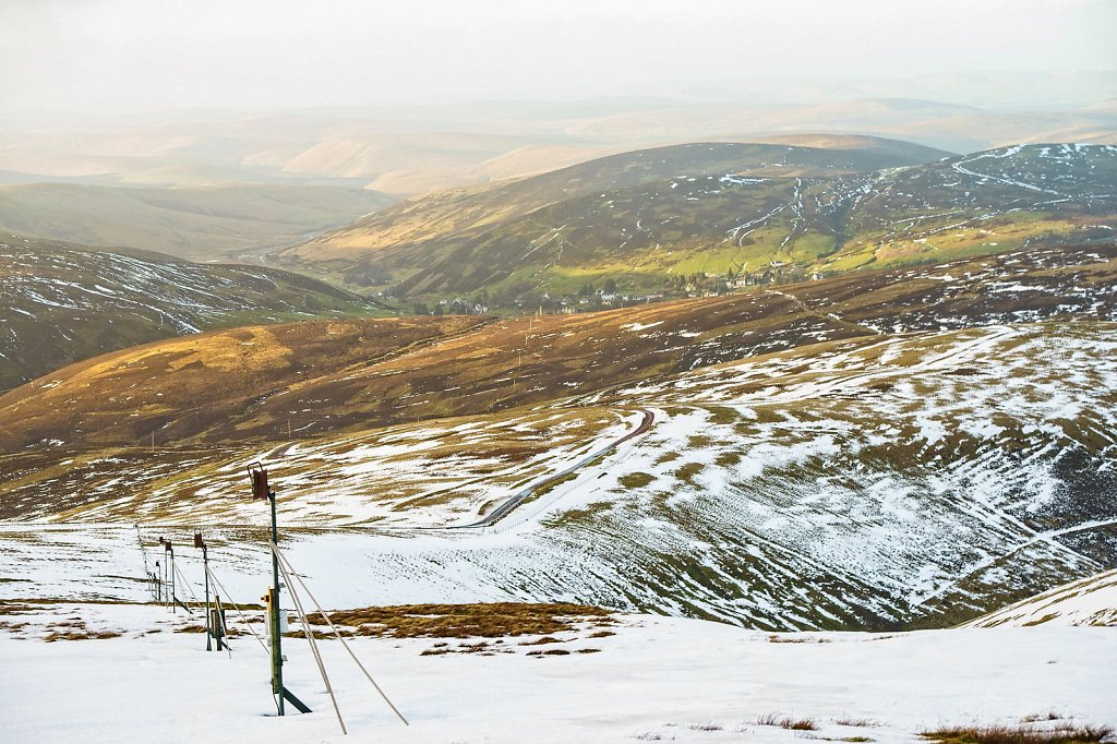 Wanlockhead and the hills