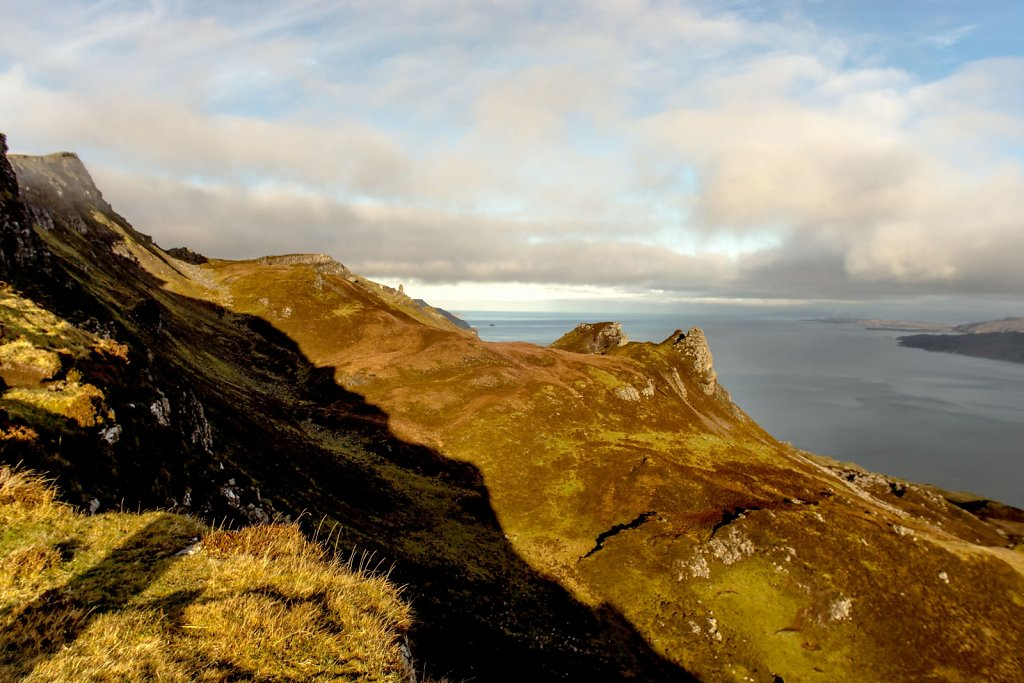 The flanks of Ben Tianavaig