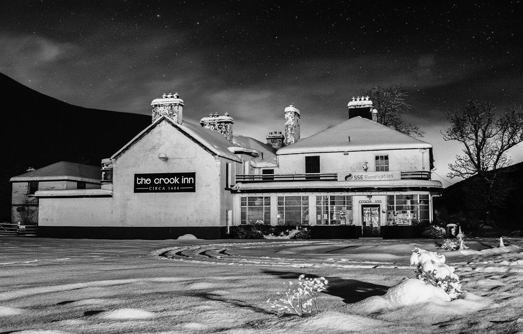 Crook Inn, Tweedsmuir