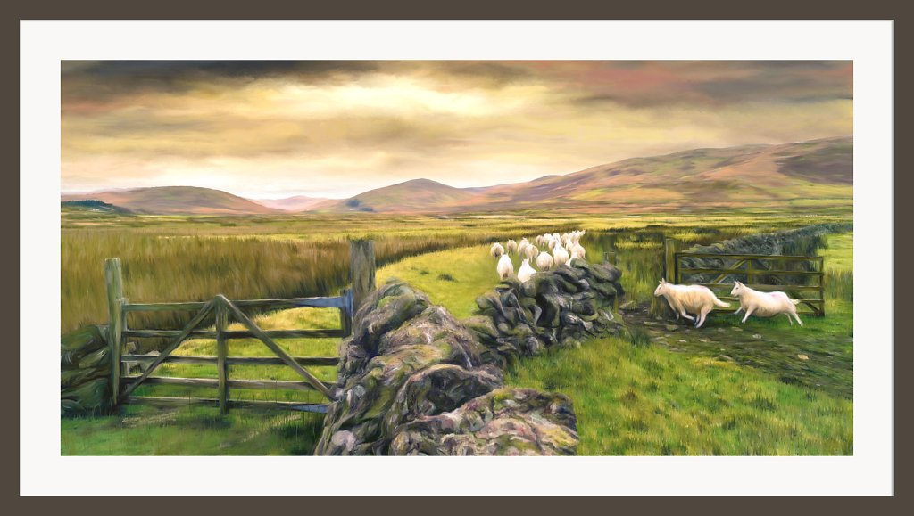 Crookedstane painting