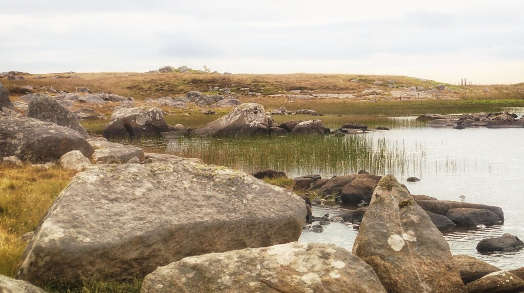 Lochan  on South Uist
