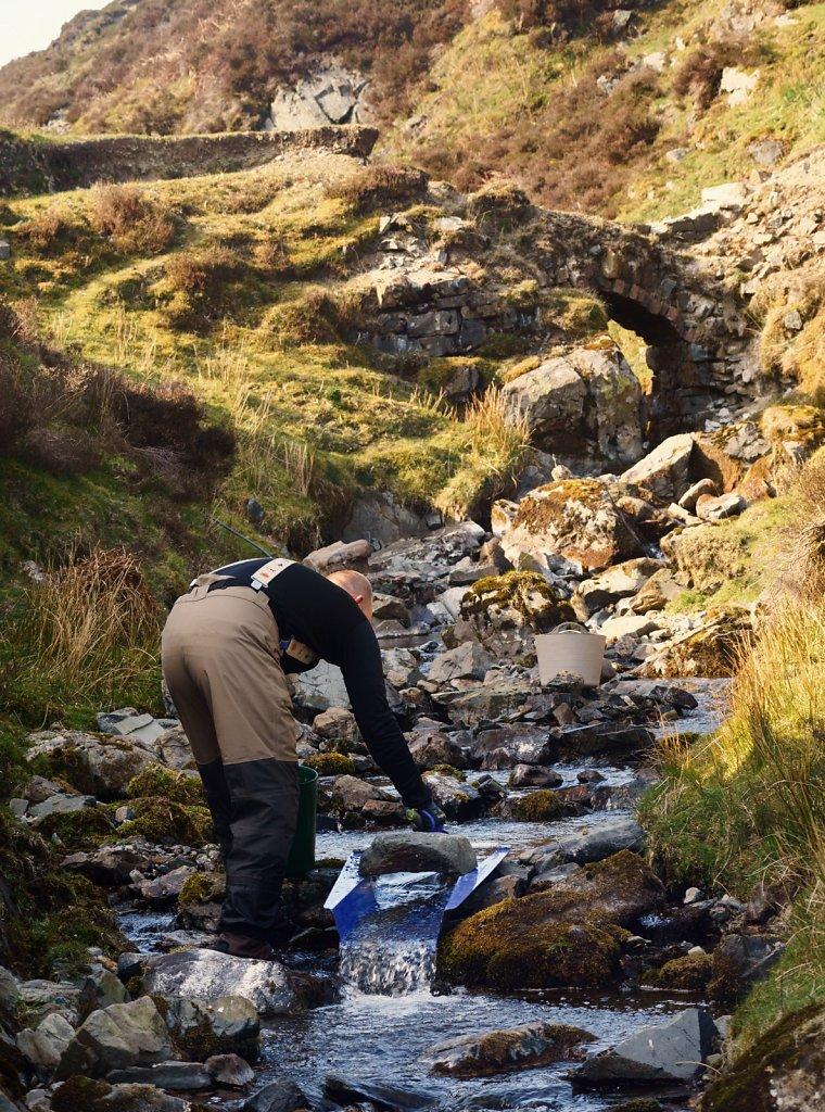 Upper Mennock Water
