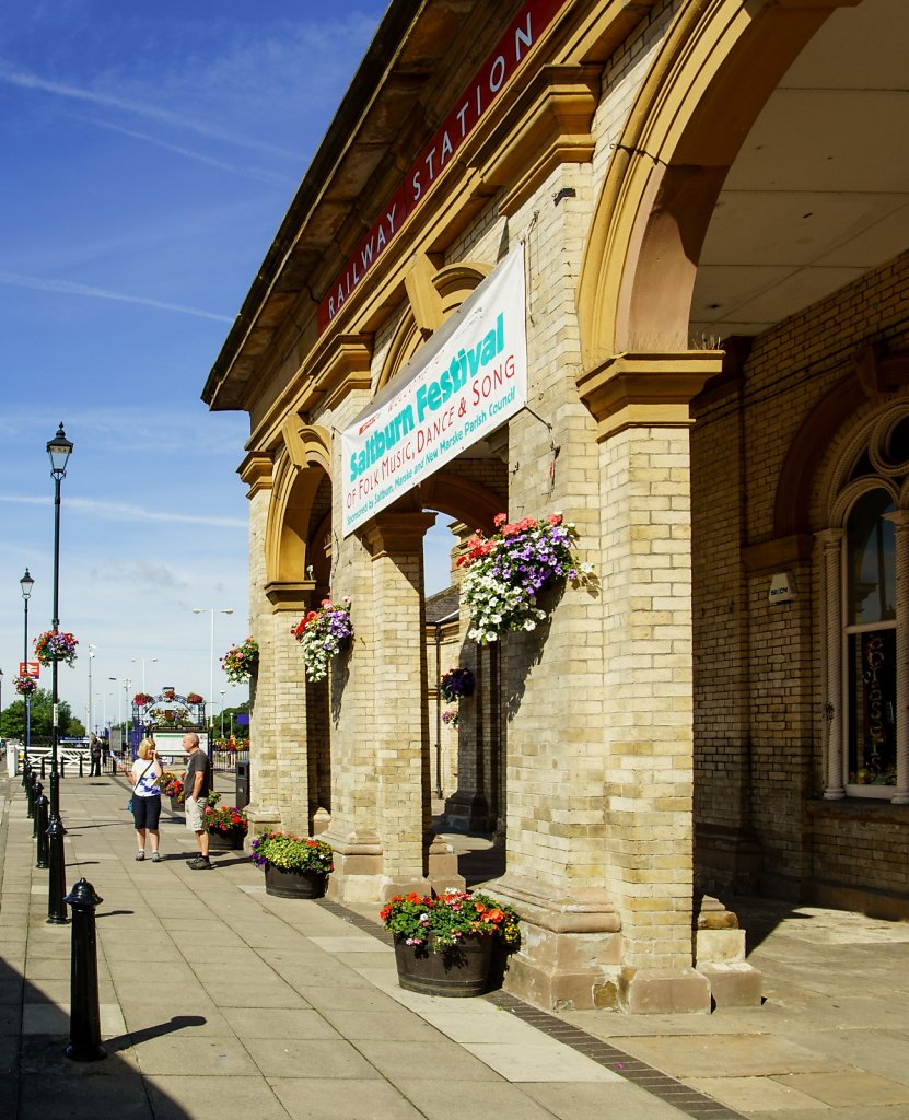 Saltburn Station
