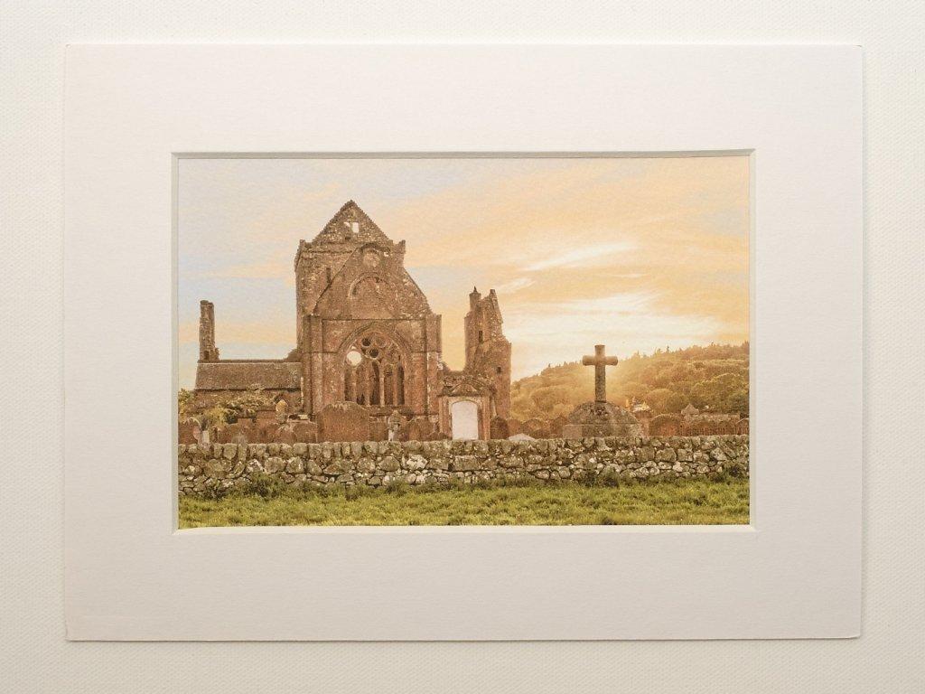Sweetheart Abbey, New Abbey near Dumfries