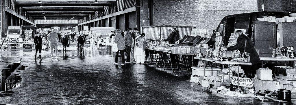 Glasgow's Blochairn Market