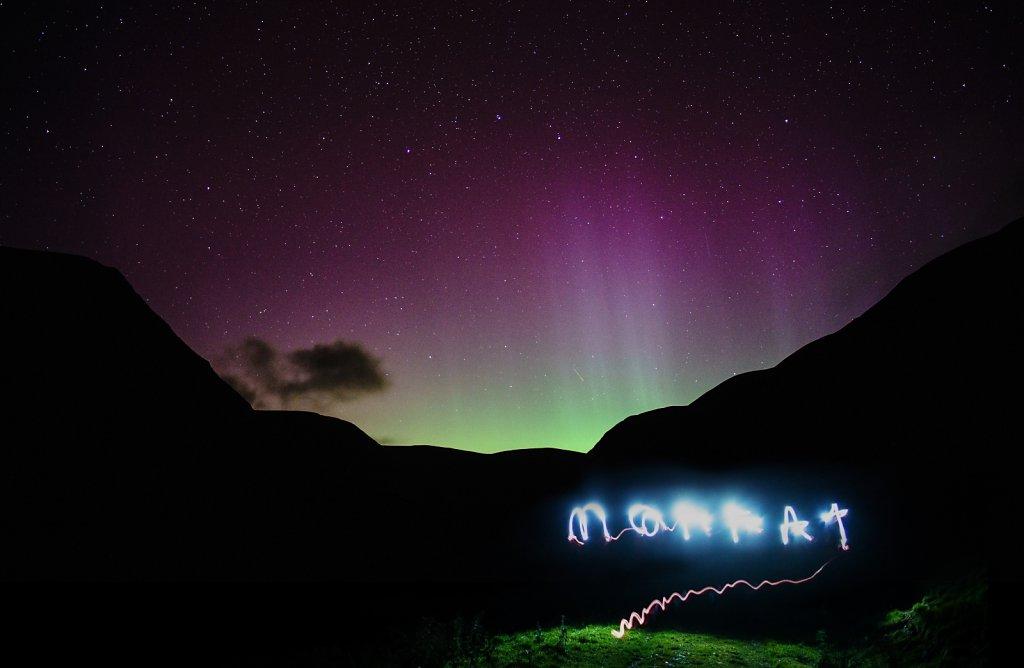 Blackhope aurora