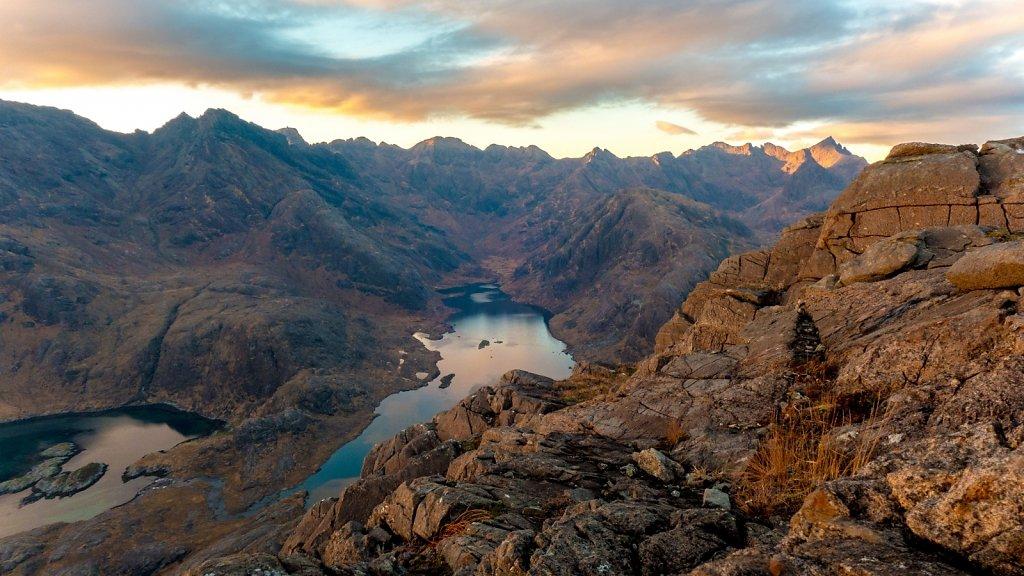 The Cuillin and Loch Coruisk