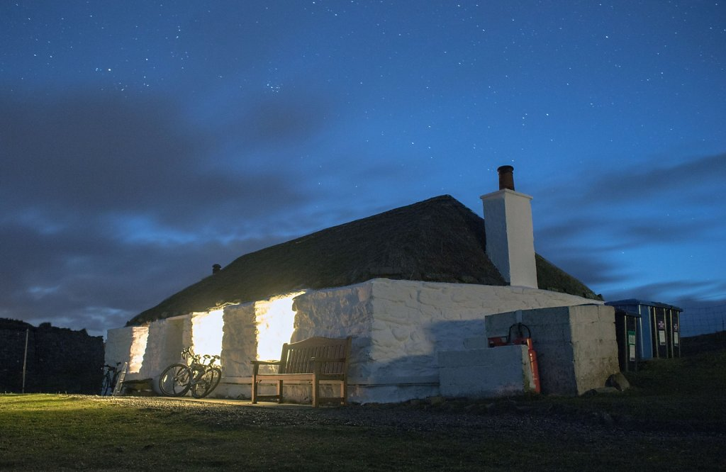 Berneray hostel
