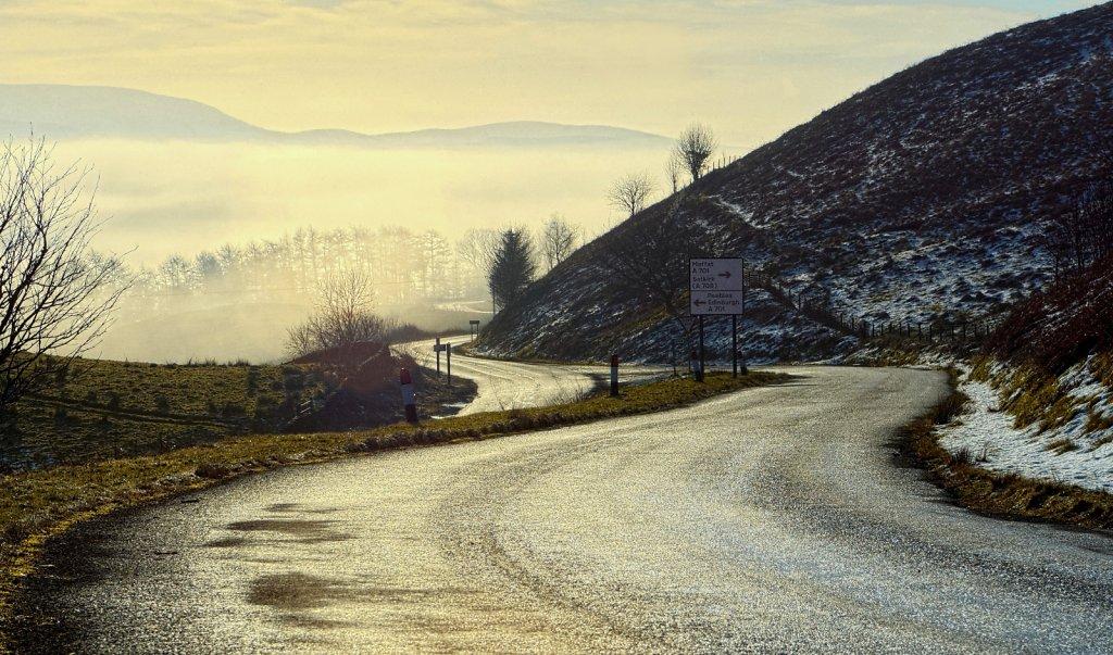 A Moffat road