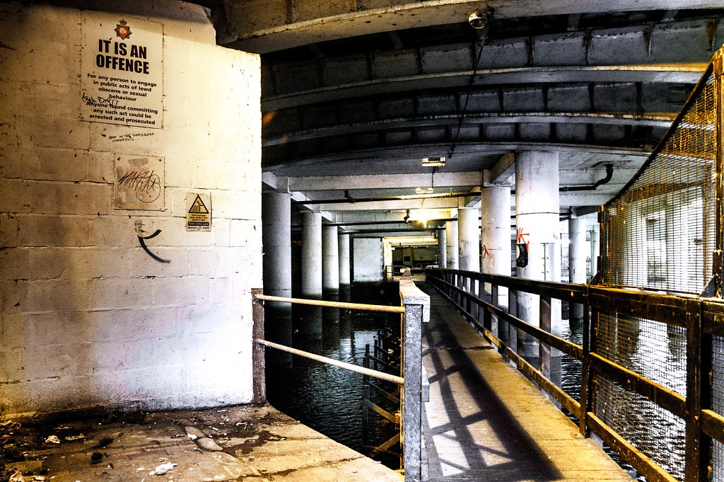 the undercroft, manchester