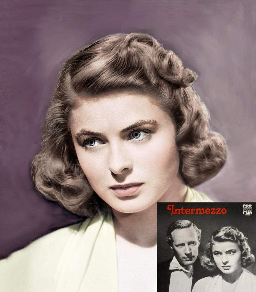 Ingrid in colour